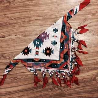 🇺🇸 古董印地安bandana