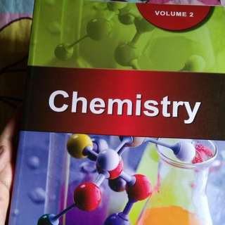 Chemistry Volume I and II