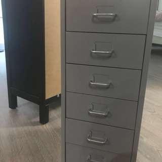 Ikea HELMER drawer set