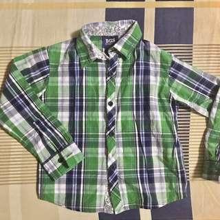 Polo Size 4 (fits 4-5 YO)