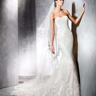 Pronovias Prince Wedding Gown