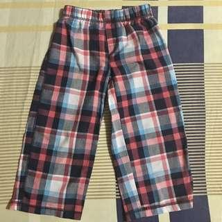 Carter's Pants Size 3T (fits 3-4 YO)