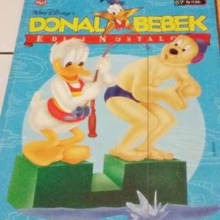 Sale! Donal Bebek Edisi Nostalgia