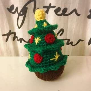 勾冷聖誕樹