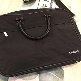 全新Samsung電腦袋laptop Notebook Bag工事包