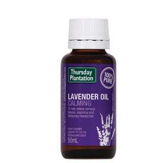 (In Stock)Thursday Plantation 100% Pure Lavender Oil 50ml 100%純天然薰衣草按摩精油