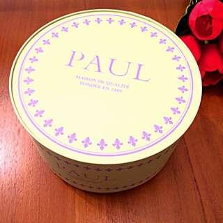 PAUL 蛋糕點心盒