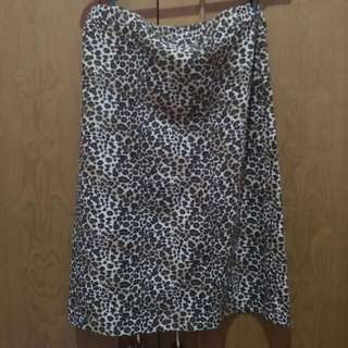 Rok Leopard Size S fit to M