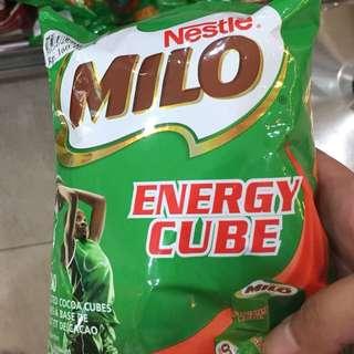 Milo Energy Cubes