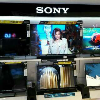 Sony 4k uhd tv 49 55 65 inch