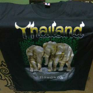 Kaos Import Bangkok Cotton