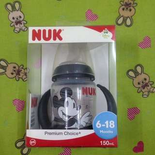 NUK MICKEY LEARNER CUP