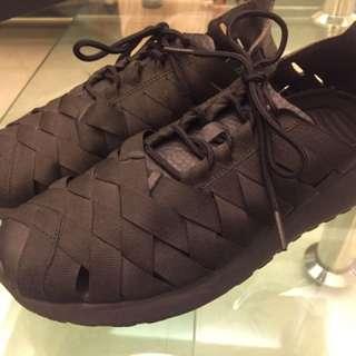 Nike rosherun woven編織鞋