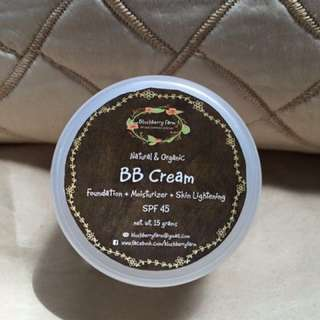 Blushberry Organic BB cream