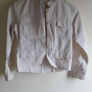 Broken White Jacket Blazer Outer