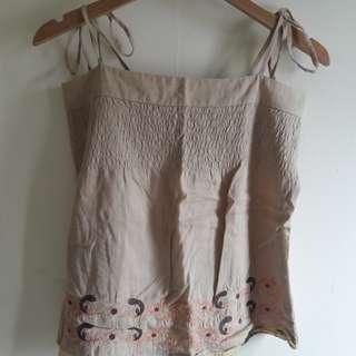Bohemian Kemben Bordir Embroidery