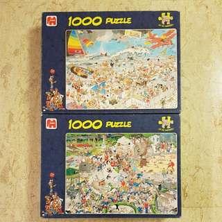 Jan van Haasteren Jigsaw Puzzles