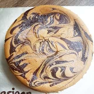 Japanese Marble Cheesecake