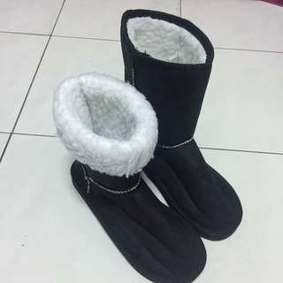 Winter mid-calf snow boots *size36*