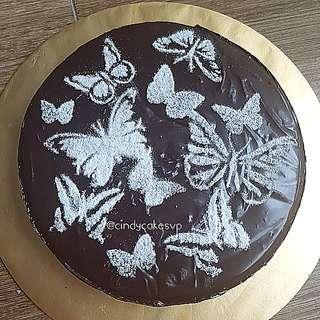 Belgian Chocolate Tart