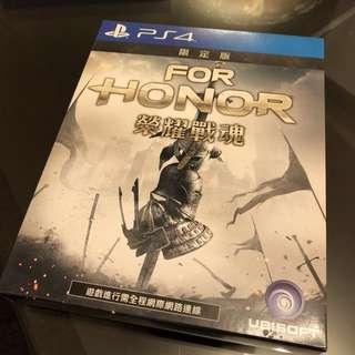 For Honor 榮耀戰魂 限定版