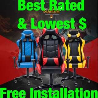 Chair For Gamer and Youtubers