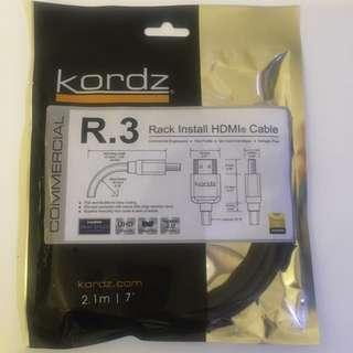 Kordz HDMI 線