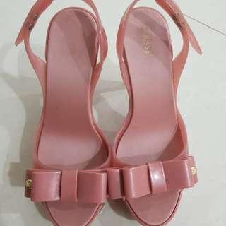 Melissa Heels Pink