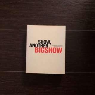 "BIGBANG ""Show, Another BIGSHOW"" Photo Book"