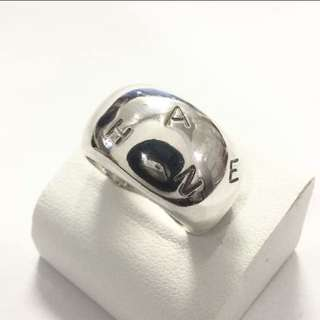 Chanel Silver Ring