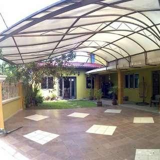 Double storey in Kajang
