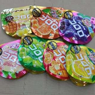 日本代購 日本UHA味覺糖