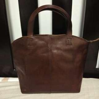 Turkuabo leather bag (Japan)