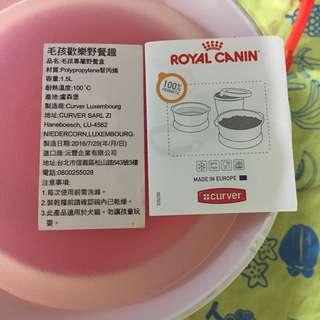寵物用餐具/外出可攜帶餐碗組