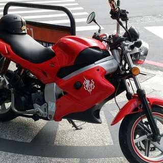2011哈特佛大黃蜂150cc降價我拼了