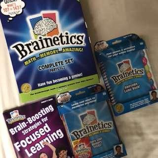 Brainetics program (compete set)