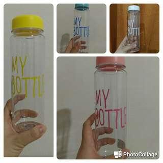 My Bottle Tumbler