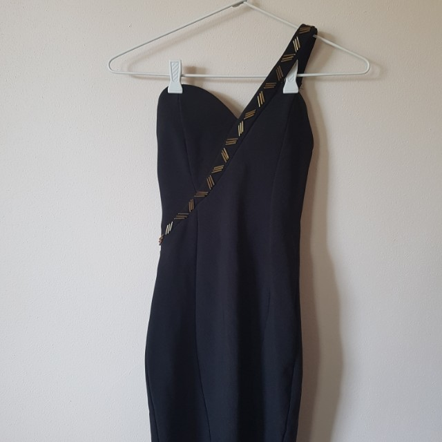 2 black clubbing dresses