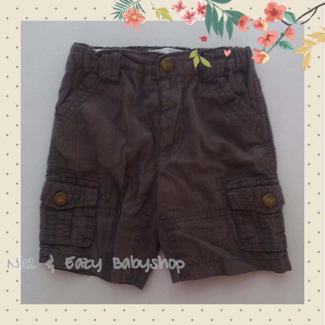 (2nd) Boy's Shorts Import Fox Baby