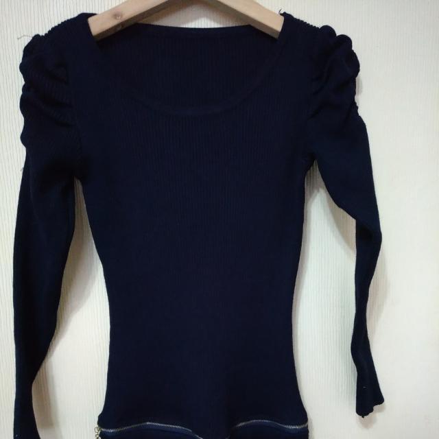 藏青藍-洋裝