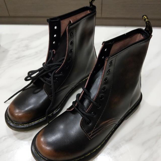 男 馬丁靴 Dr. martens