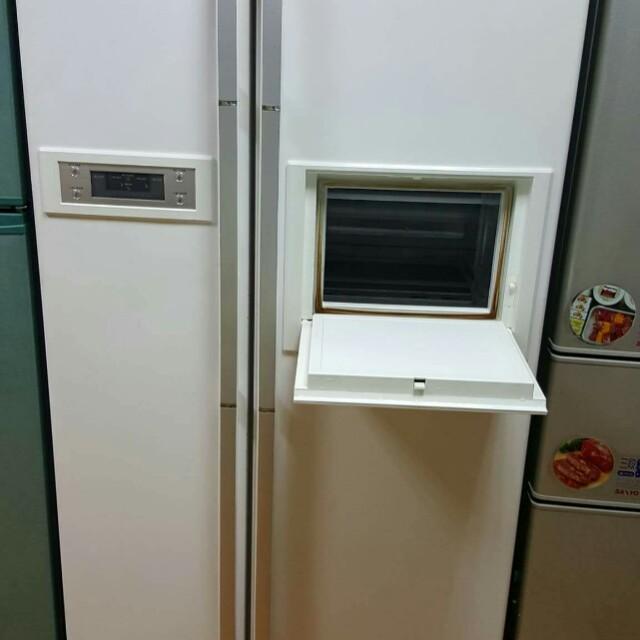 三星雙開冰箱