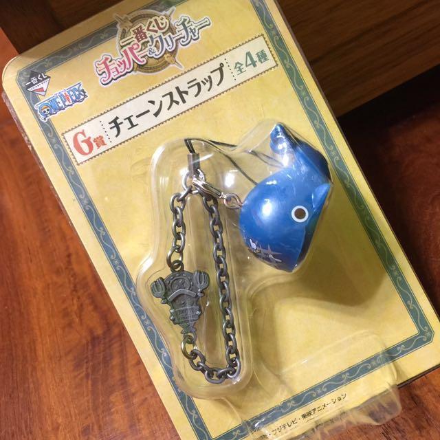 海賊王鑰匙圈