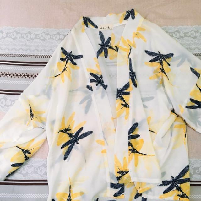全新 初秋微涼罩衫 #雙十一女裝出清