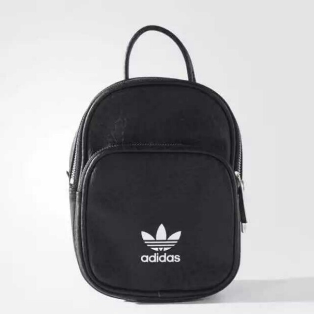 5838872a22 Adidas Mini Backpack – 2017 Unisex Polyurethane (Promo Price Now ...