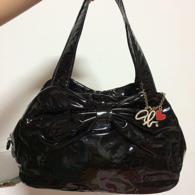 日本🇯🇵agnes b 蝴蝶手提包 🎀