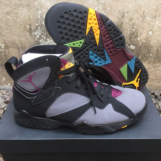 Air Jordan 7 Retro - Bordaeux