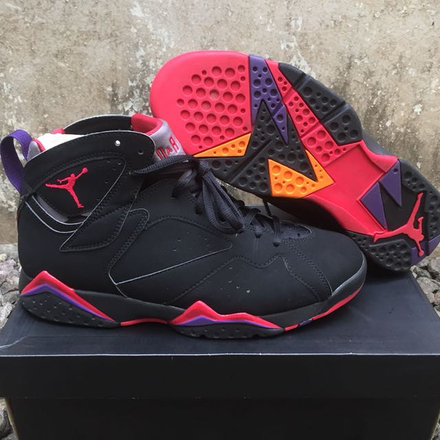 Air Jordan 7 Retro - Raptor