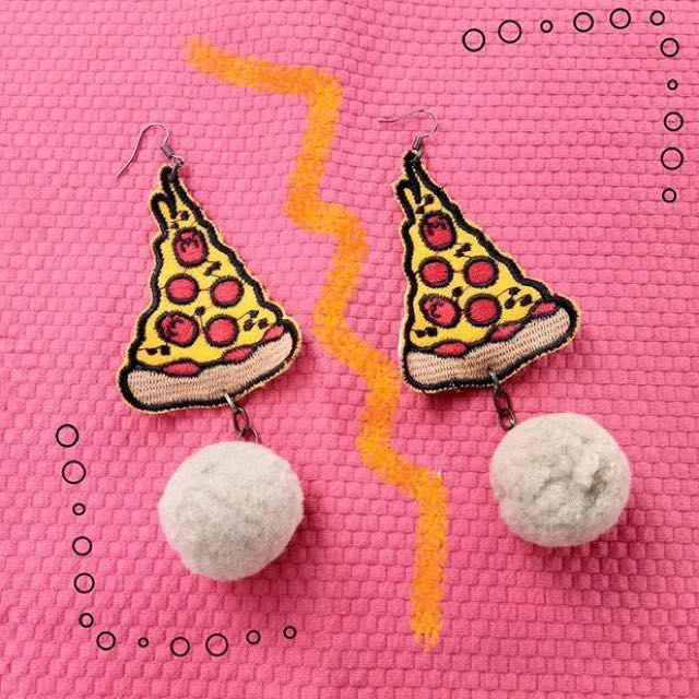 Anting pizza