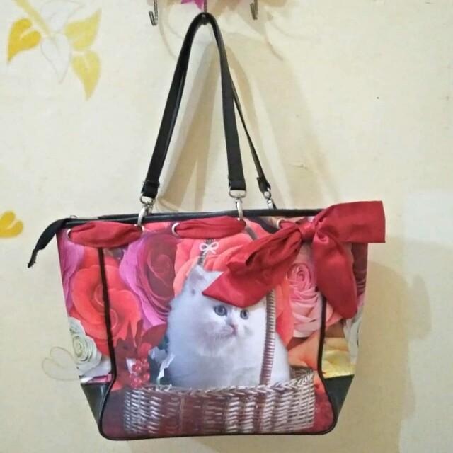 Anya Hindmarc Tote Bag